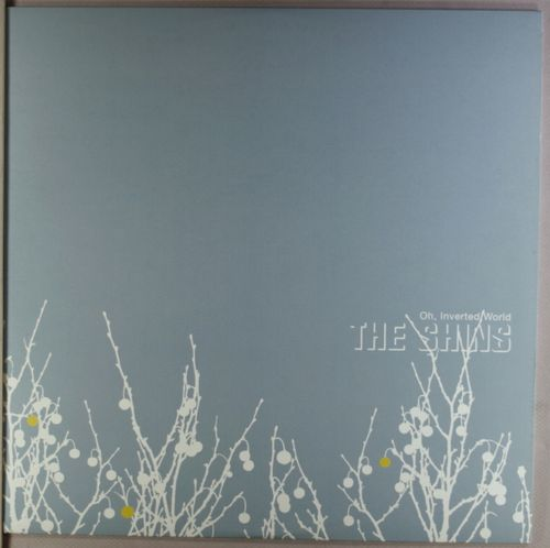 The Shins Oh Inverted World Vinyl Lp Amoeba Music