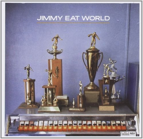 Jimmy Eat World - Bleed American [150 Gram Vinyl Issue ...