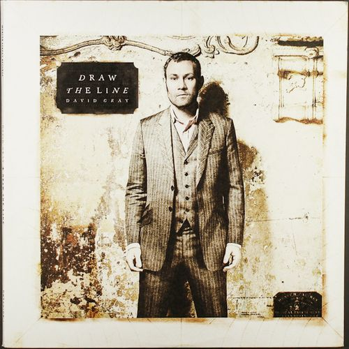 David Gray Draw The Line Vinyl Lp Amoeba Music