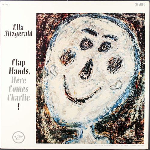 Ella Fitzgerald Clap Hands Here Comes Charlie Classic