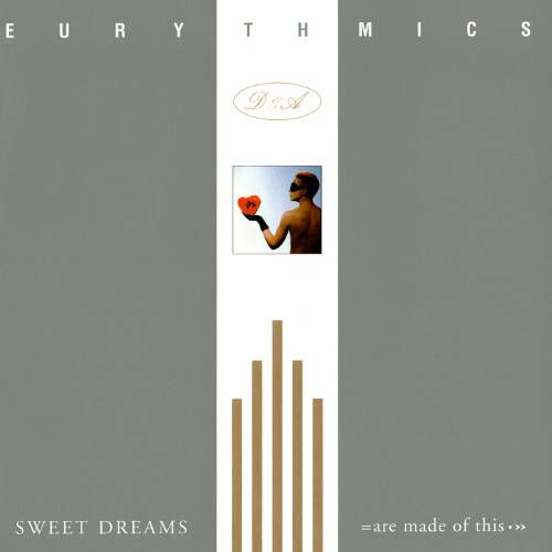 Eurythmics Sweet Dreams Limited Edition Cd Amoeba