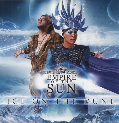 Empire Of The Sun Ice On The Dune Vinyl Lp Amoeba Music