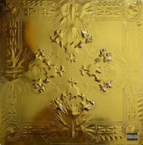 Jay Z Kanye West Watch The Throne Limited Edition