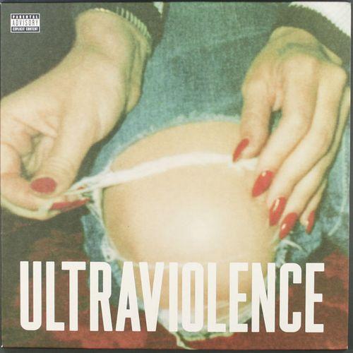 Lana Del Rey Ultraviolence Blue And Violet Vinyl