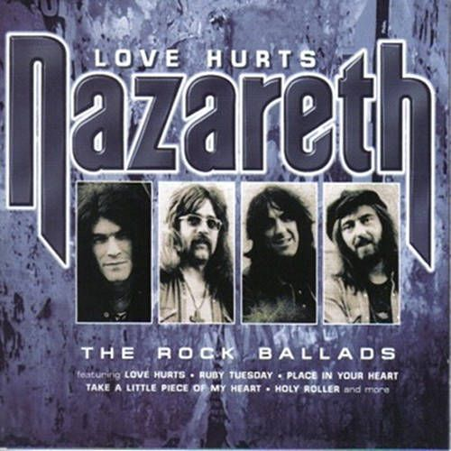 Nazareth Love Hurts The Rock Ballads Cd Amoeba Music