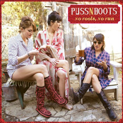 Puss N Boots No Fools No Fun Cd Amoeba Music