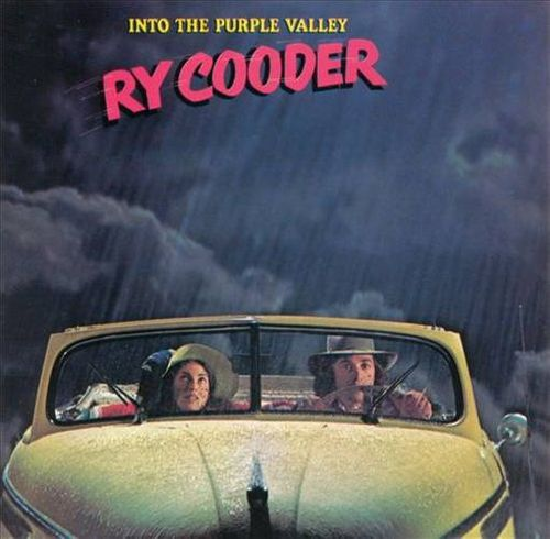 Ry Cooder Into The Purple Valley Cd Amoeba Music