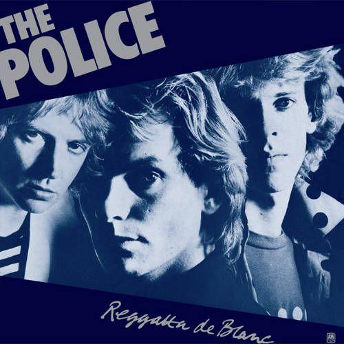 The Police Reggatta De Blanc Cd Amoeba Music