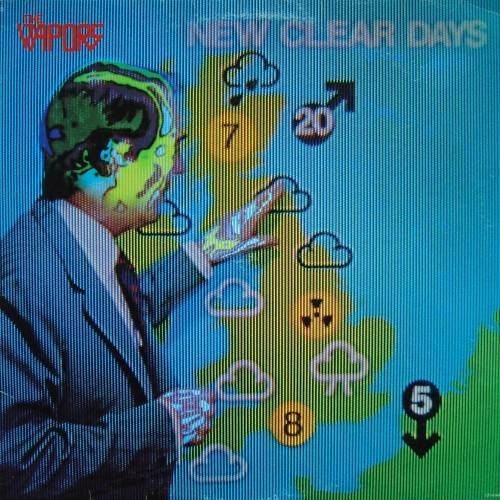 The Vapors New Clear Days Import Cd Amoeba Music