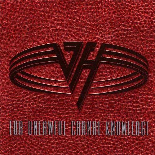 Van Halen For Unlawful Carnal Knowledge Cd Amoeba Music