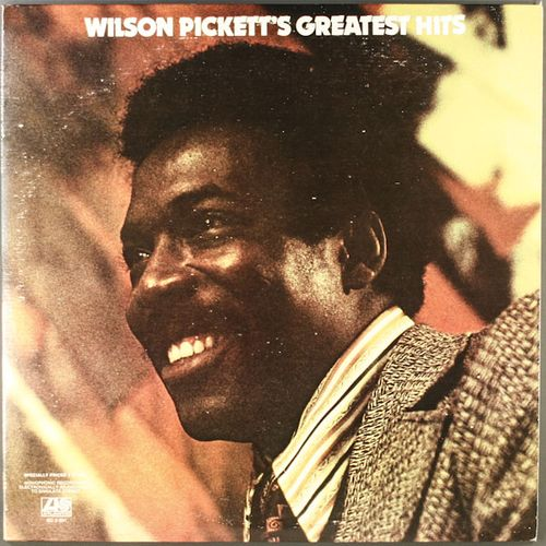 Wilson Pickett Wilson Pickett S Greatest Hits Vinyl Lp
