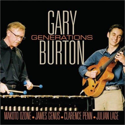 Gary Burton Generations Cd Amoeba Music