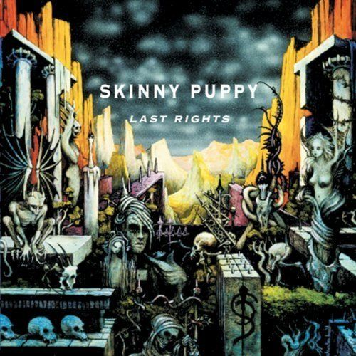 Skinny Puppy Last Rights Cd Amoeba Music