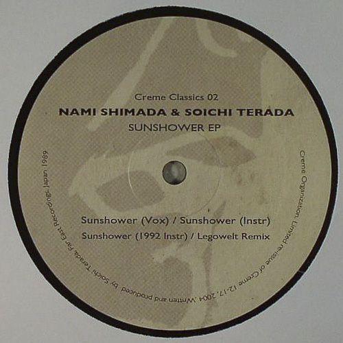 Nami Shimada  Sunshower (Legowelt Remix) (Vinyl 12)  Amoeba Music # Sunshower Ep_123546