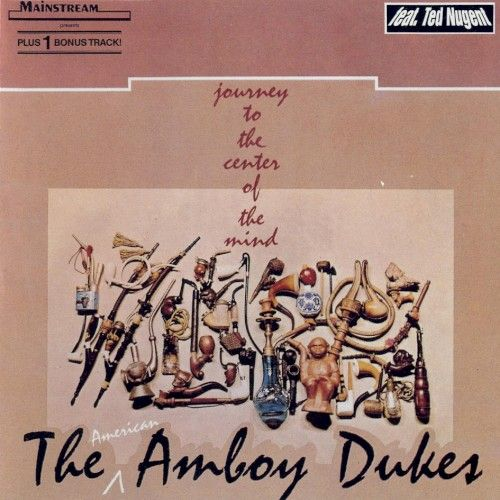 The Amboy Dukes Journey To The Center Of The Mind Cd