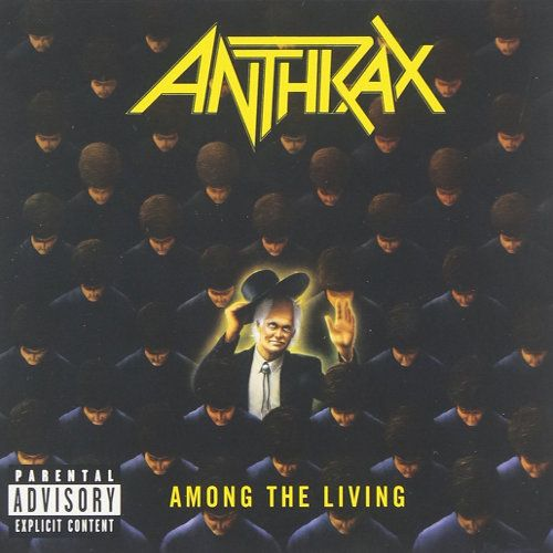 Anthrax - Among The Living (CD) - Amoeba Music