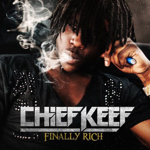 Chief Keef Finally Rich Clean Version Cd Amoeba Music