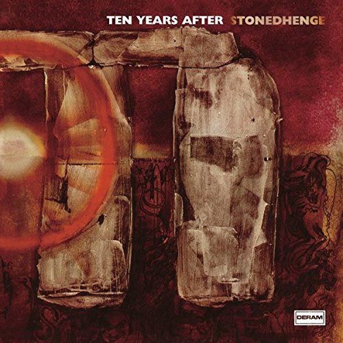 Ten Years After Stonedhenge Deluxe Edition Cd