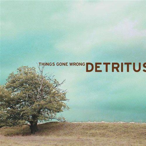 Detritus Things Gone Wrong Cd Amoeba Music