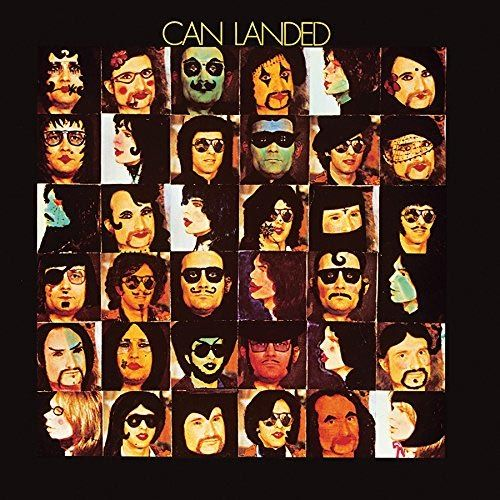 Album Art for Landed by Can