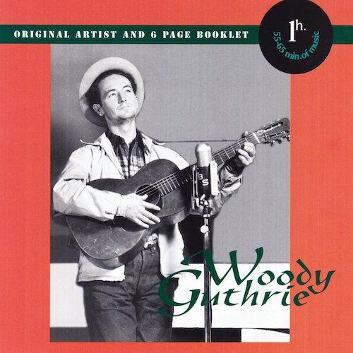Woody Guthrie Members Edition Cd Amoeba Music