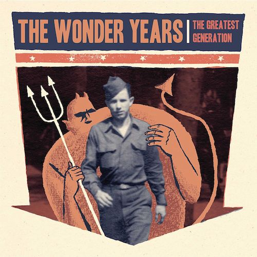 Album Art for The Greatest Generation by The Wonder Years