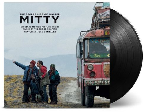 Theodore Shapiro - The Secret Life Of Walter Mitty [OST ...
