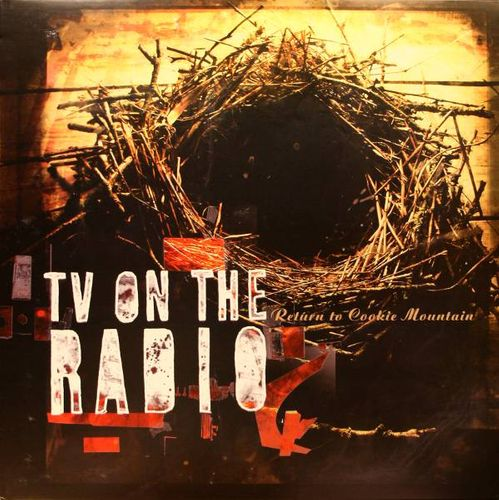 Return To Cookie Mountain Import By Tv On The Radio