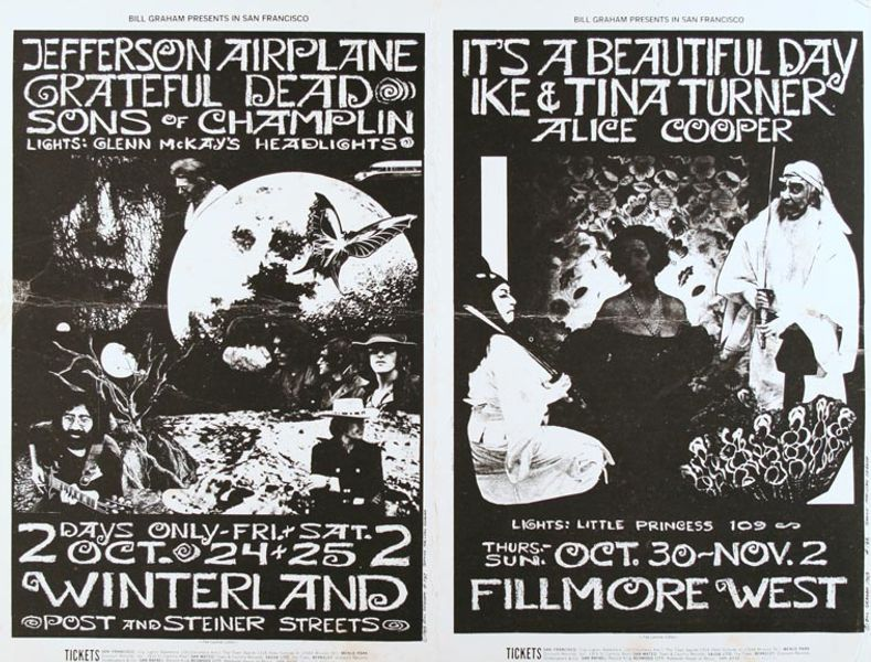 Jefferson Airplane Winterland Oct 24 25 1969 It S A
