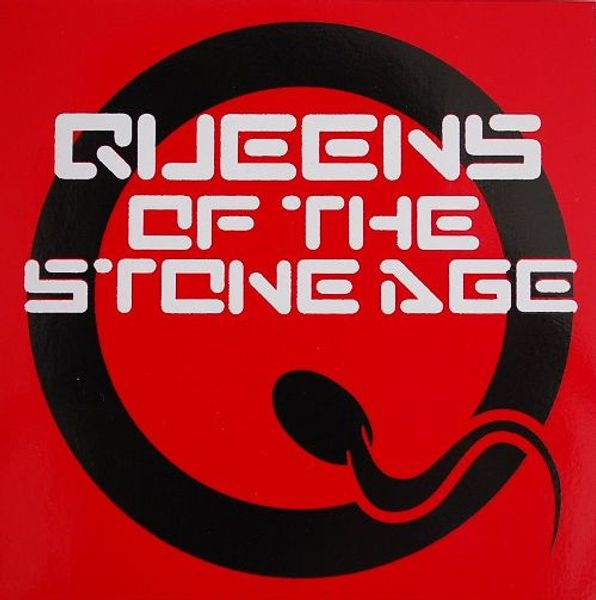 queens of the stone age songs for the deaf sticker