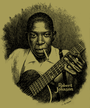 Robert Johnson by R. Crumb
