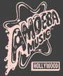 Pink Logo - Hollywood