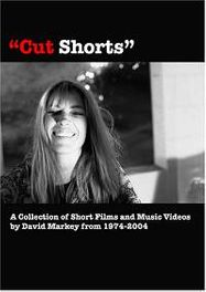 Cut Shorts: Short Films & Music Videos by David Markey from 1974-2004 (DVD)