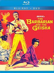 The Barbarian and the Geisha [1958] (BLU)
