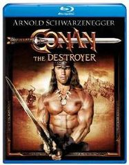 Conan the Destroyer (BLU)