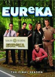 Eureka [Season Five] (DVD)