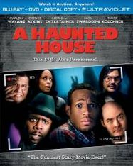 A Haunted House (BLU)