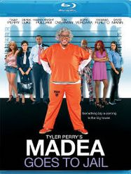 Madea Goes To Jail (BLU)