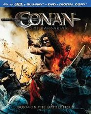 Conan the Barbarian 3D [2011] (BLU)