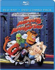 The Muppets Take Manhattan (BLU)