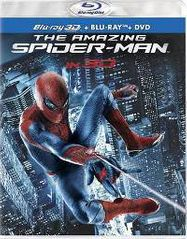 The Amazing Spider-Man [3D] (BLU)