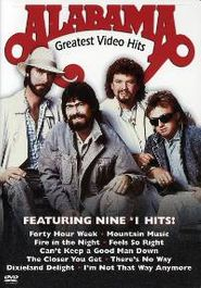Alabama: Greatest Video Hits (DVD)