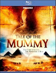 Russell Mulcahy's - Tale of the Mummy (BLU)