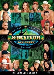 Survivor All-Stars: The Complete Season (DVD)