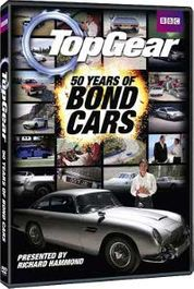 50 Years Of Bond Cars (DVD)