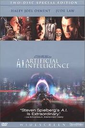 A.I. - Artificial Intelligence (DVD)