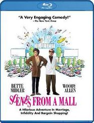 Scenes From A Mall (BLU)