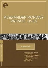 Eclipse Series 16: Alexander Korda's Private Lives [1936] [Criterion] (DVD)