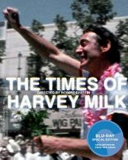 The Times Of Harvey Milk [1984] [Criterion] (BLU)