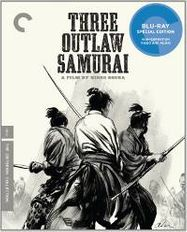Three Outlaw Samurai [1964] [Criterion] (BLU)